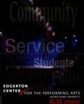 Edgerton Center 2005/06 Season by Edgerton Center for the Performing Arts