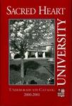 2000-2001 Undergraduate Catalog