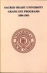 1989-1991 Graduate Catalog