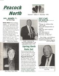 Peacock North December 1993 Newsletter by Peacock North Staff