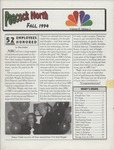 Peacock North Fall 1994 Newsletter by Peacock North Staff