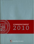 Commencement 2010 by Sacred Heart University