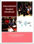 International Student Handbook, 2016-2017