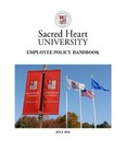 Employee Policy Handbook 2016 by Sacred Heart University