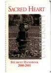 2000-2001 Sacred Heart University Handbook (Student)