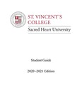 St. Vincent's College, Sacred Heart University Student Guide 2020-2021 Edition